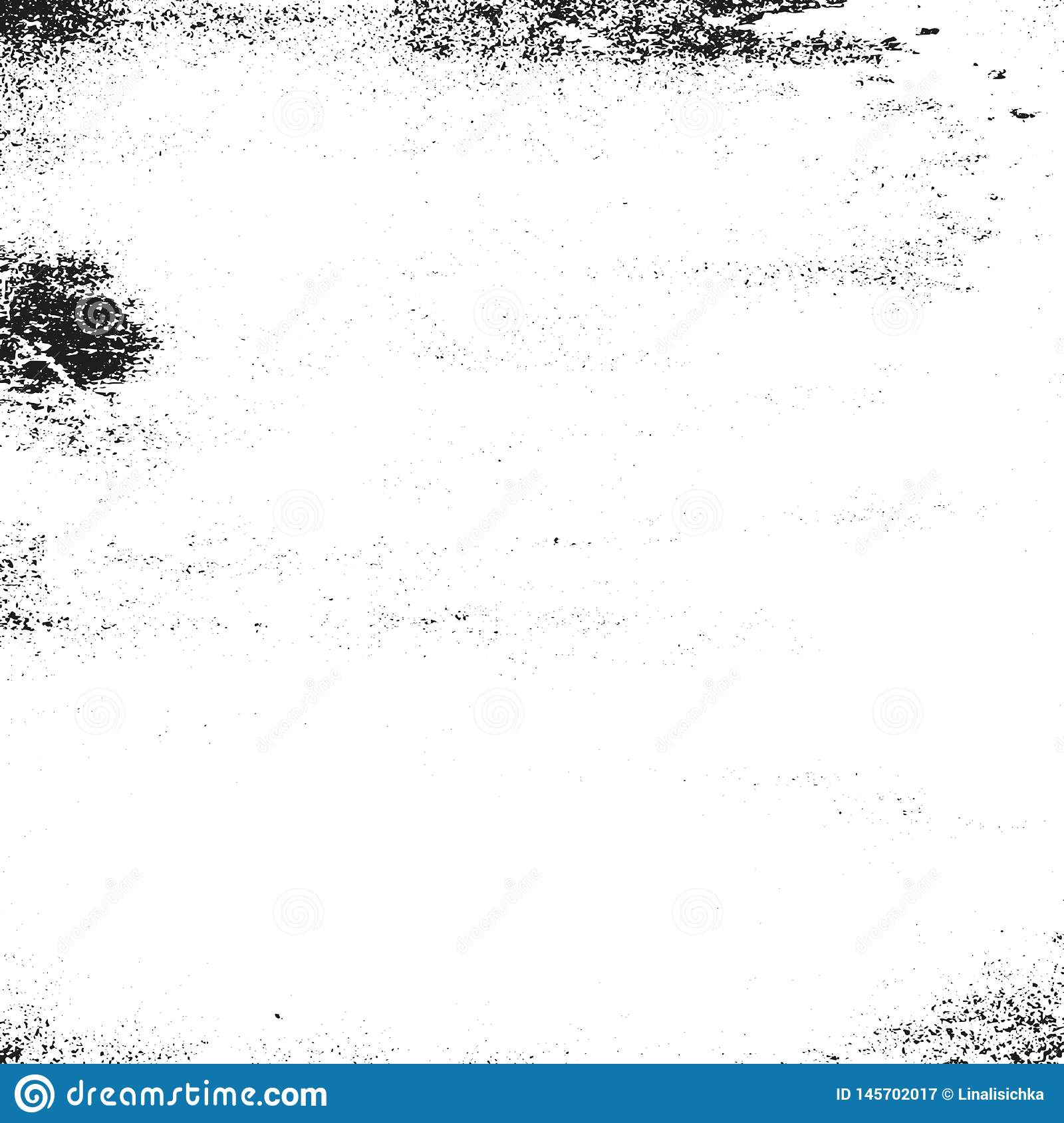 Grunge texture, art of dirty background, vector