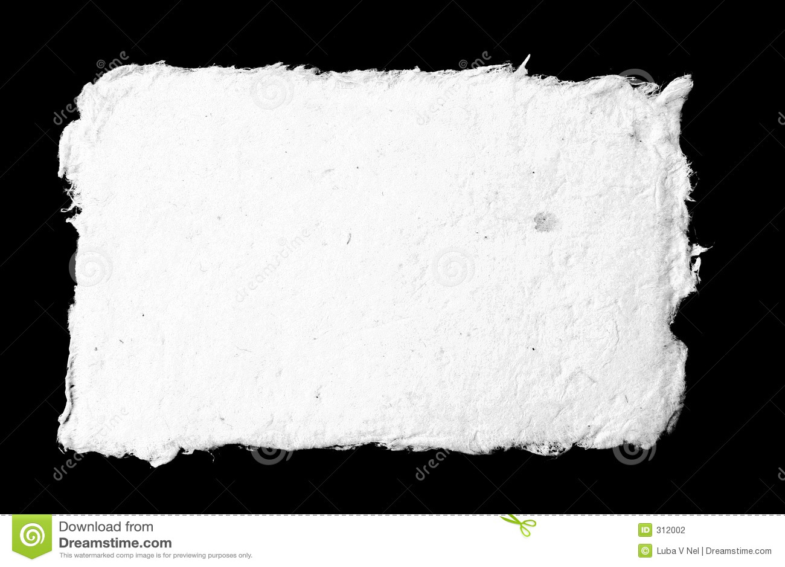 grunge torn edges paper stock illustration. illustration of