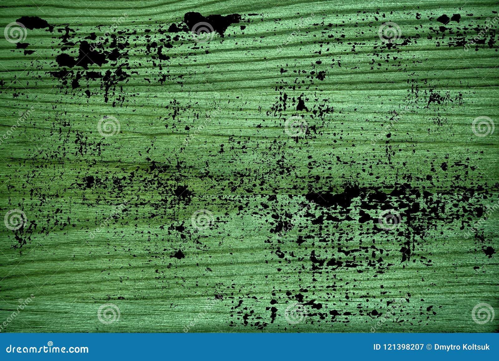 Grunge ultra groene Houten textuur, scherpe raadsoppervlakte voor ontwerpelementen