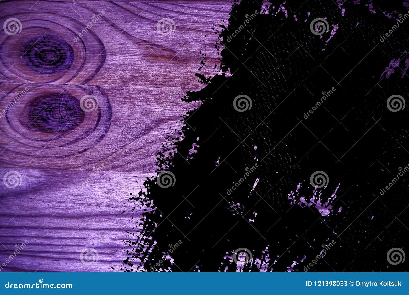 Grunge ultra purpere Houten textuur, scherpe raadsoppervlakte voor ontwerpelementen