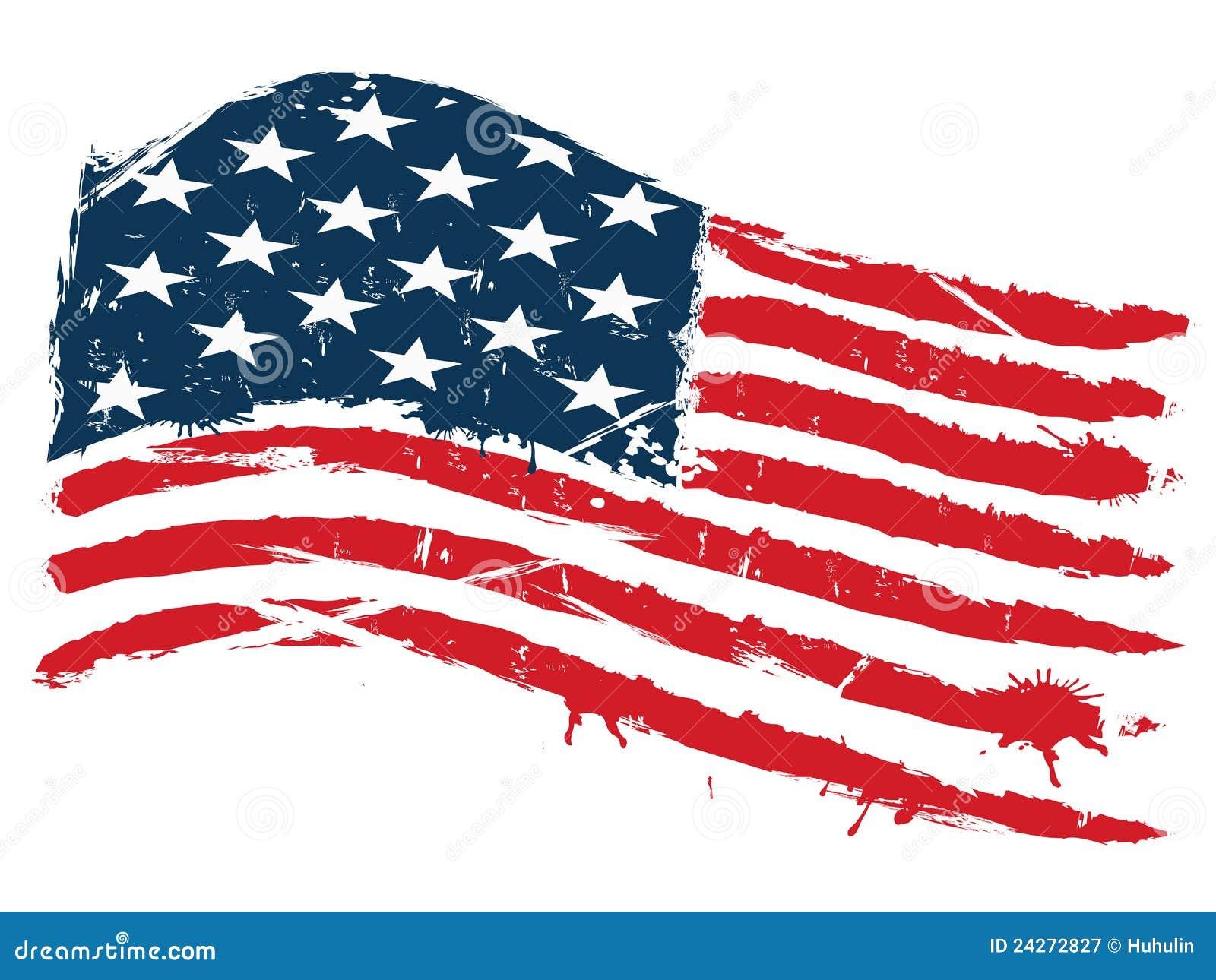 Grunge usa flag stock vector illustration of freedom 24272827 grunge usa flag publicscrutiny Gallery