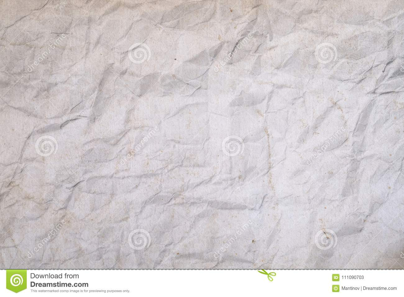 grunge white crumpled paper texture stock image - image of abstract