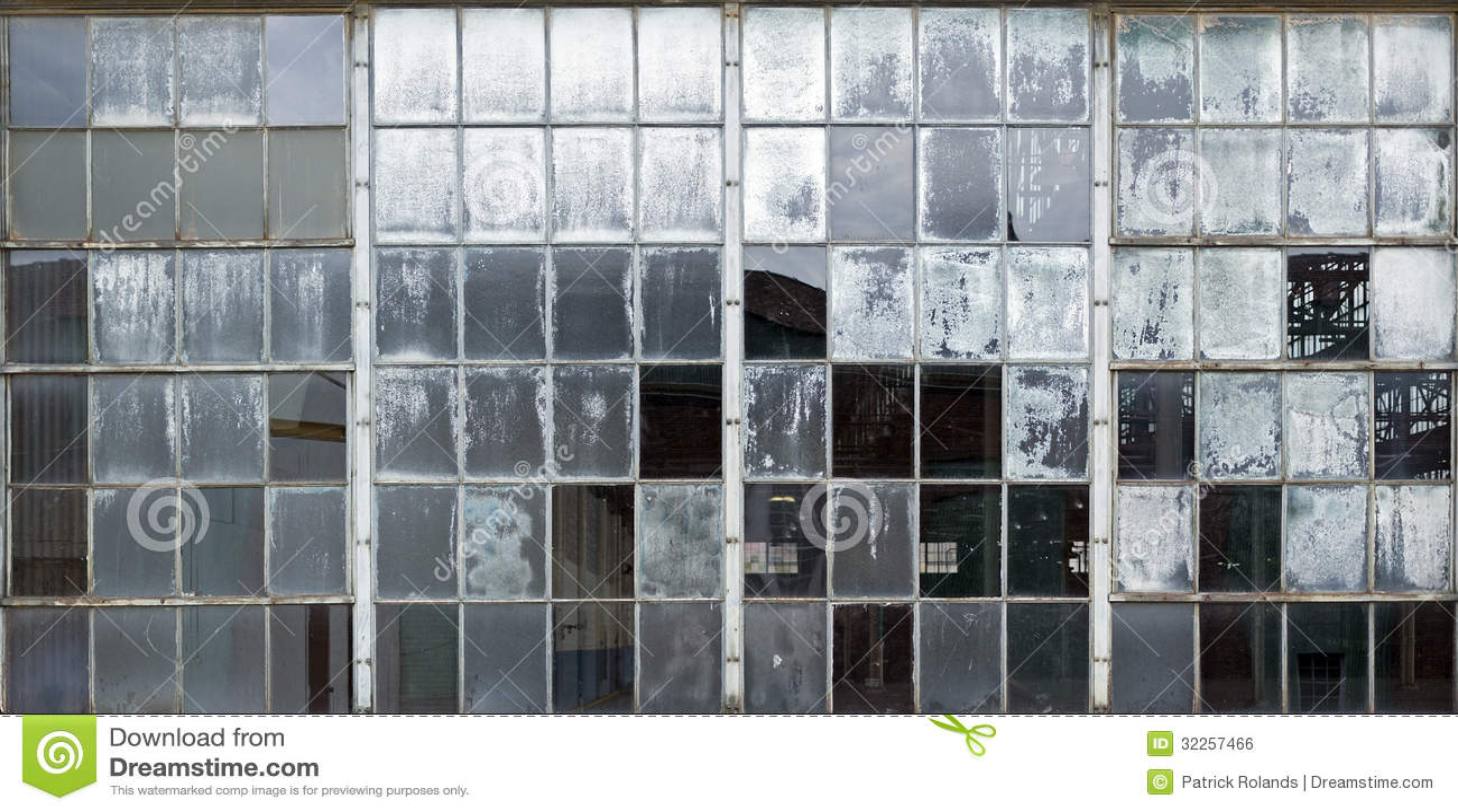 Grunge Window Royalty Free Stock Image - Image: 32257466
