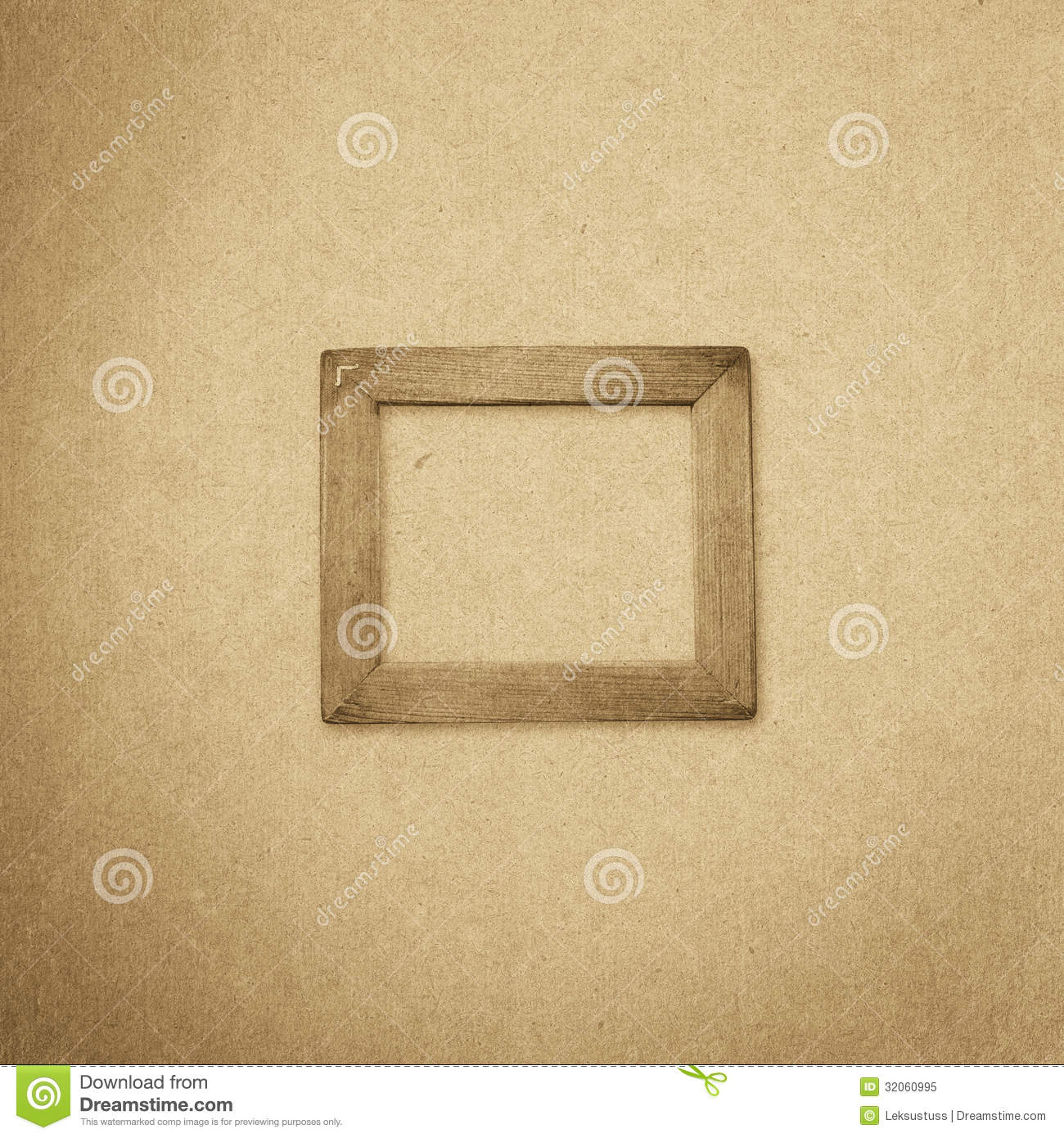Wood Frame Texture : Grunge Wood Frame Background, Vintage Paper Texture Royalty Free Stock ...
