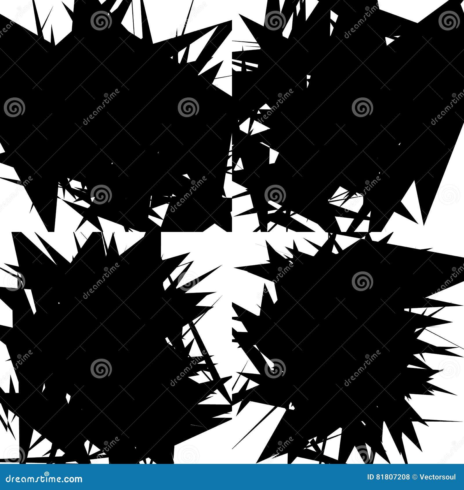 Grungy, нервная текстура с случайными элементами - абстрактное illustratio
