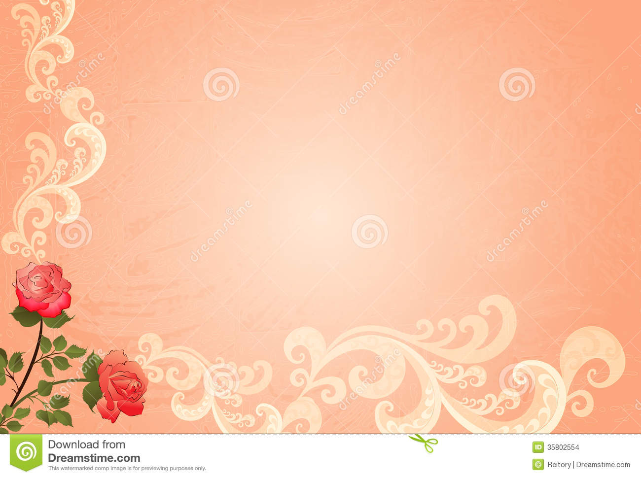 Coral And Gold Wedding Invitations is perfect invitation design