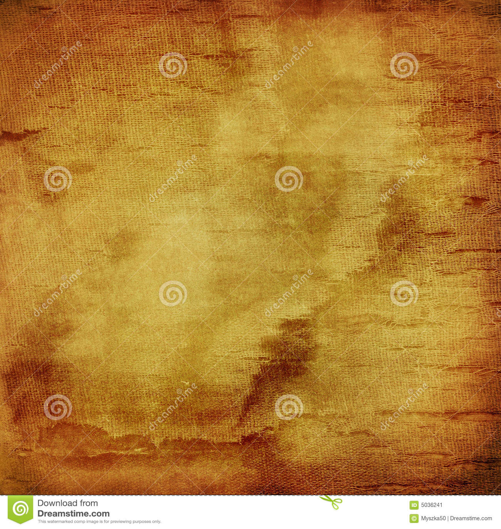Grungy bruine achtergrond met oude stoffentextuur