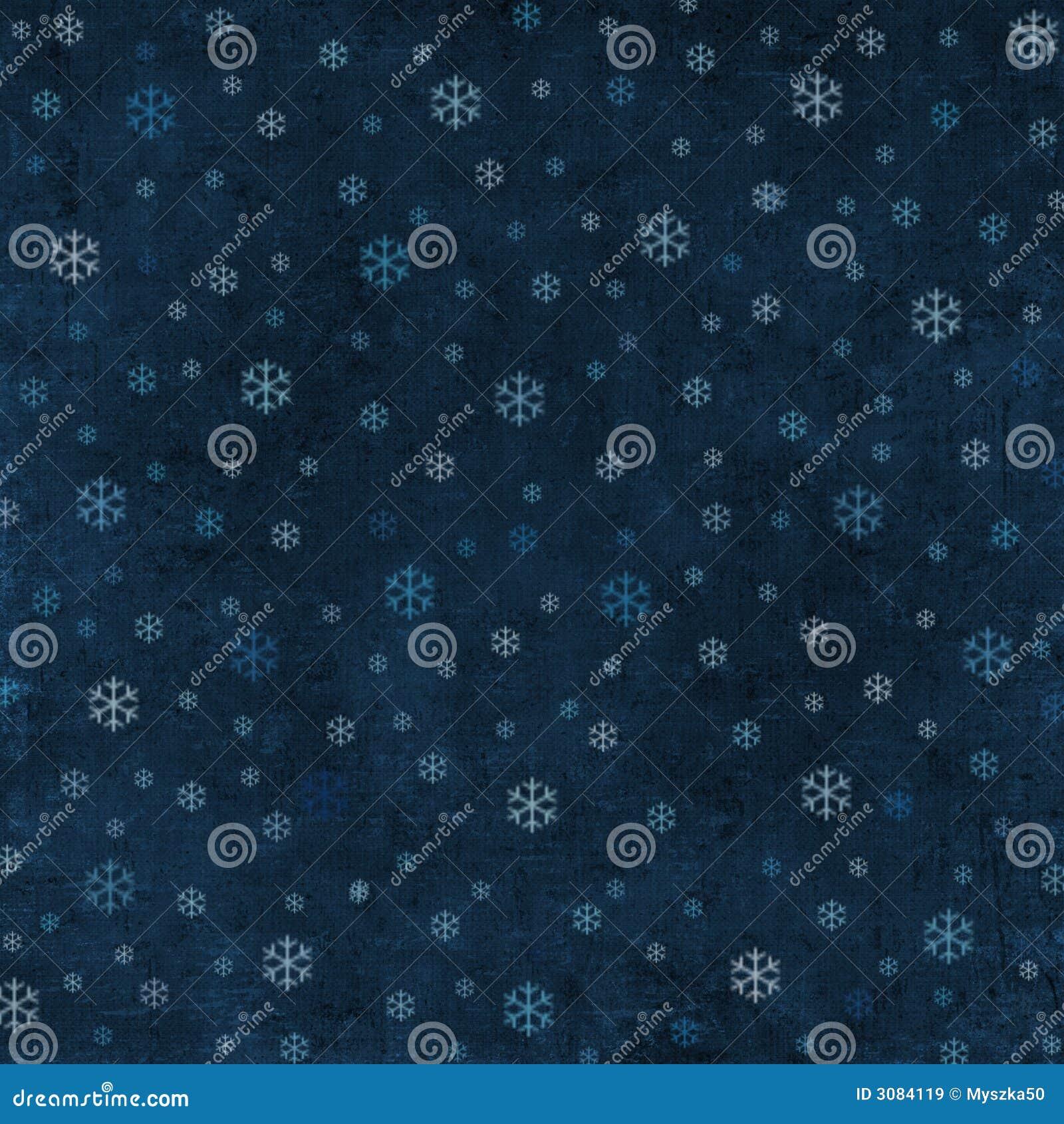 Grungy de winterachtergrond