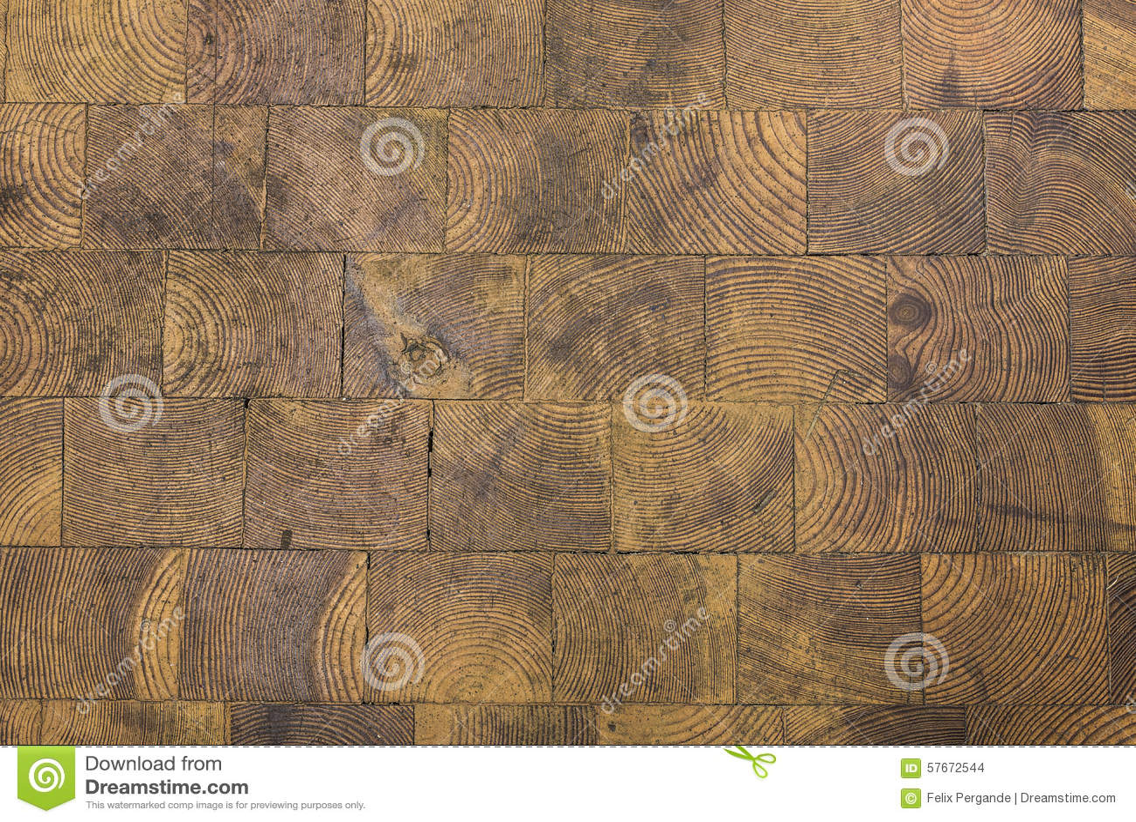 Grungy drewniany podłogowy tło