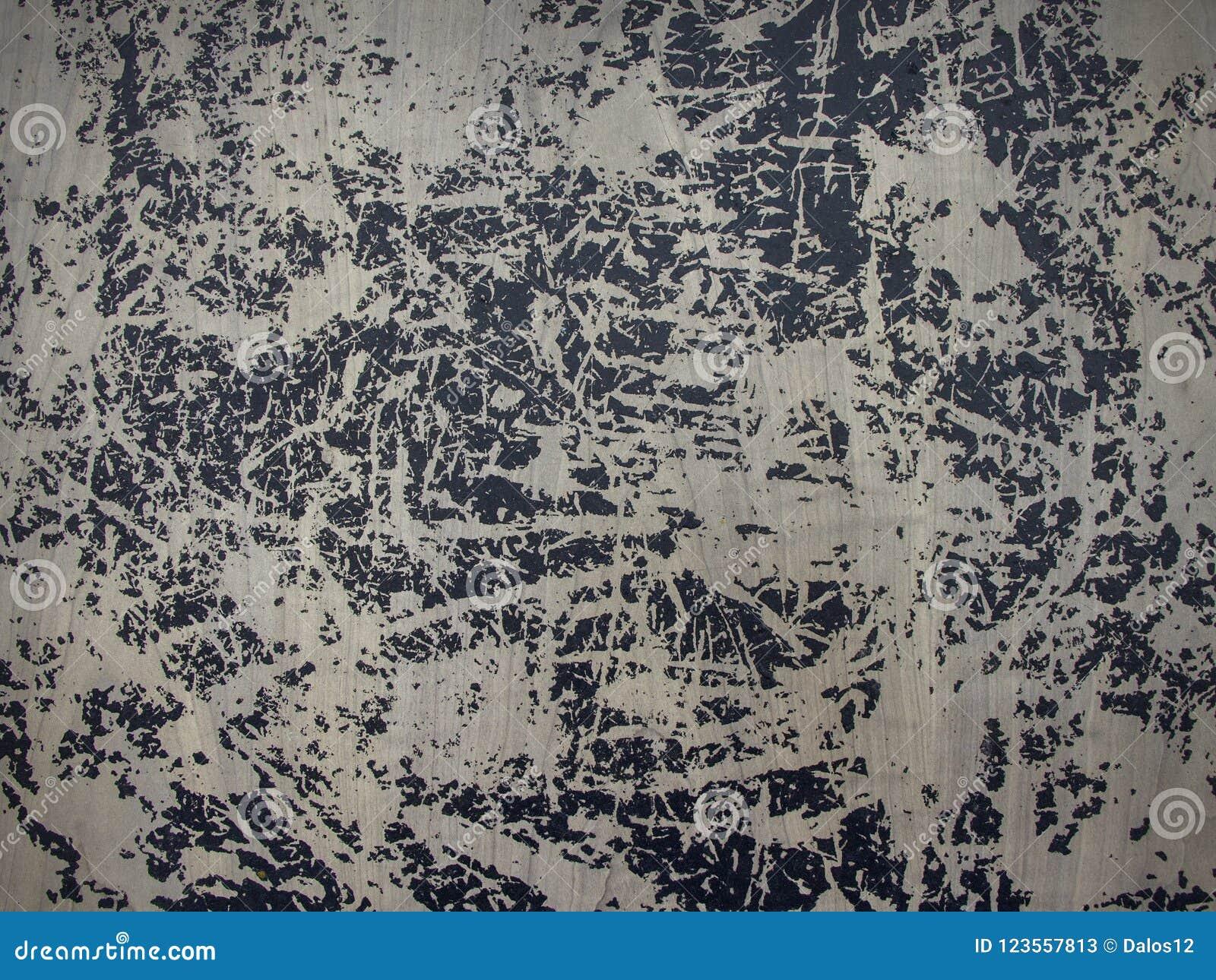 Grungy geschilderde textuur van de lijstoppervlakte als achtergrond Ruimte voor tekst
