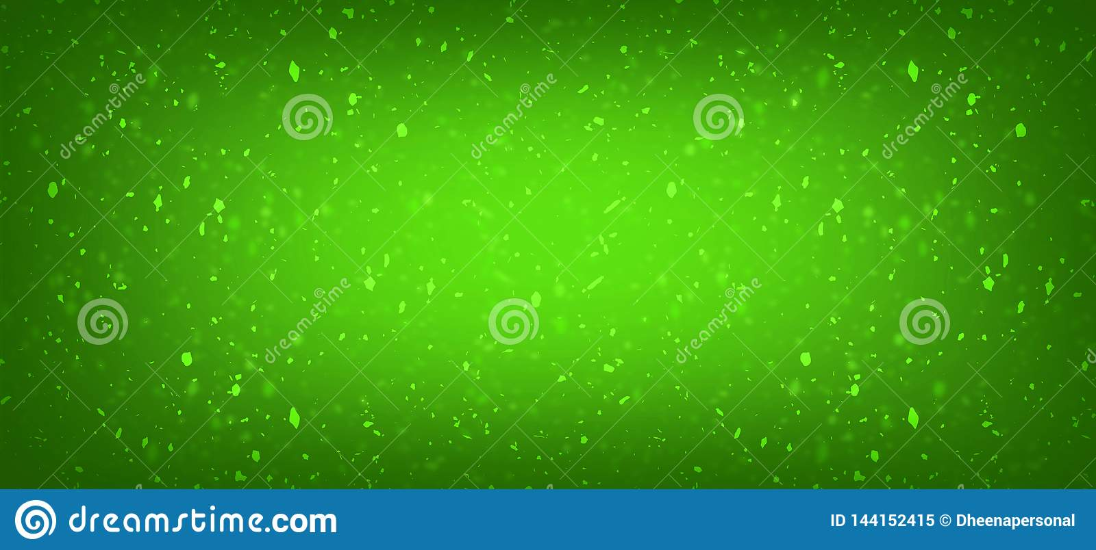 Abstract green background Green  luxury rich vintage grunge background texture design with elegant antique paint on wall illust