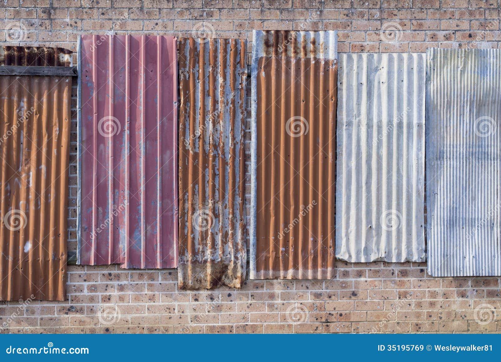 corrugated iron corrugated iron wall art