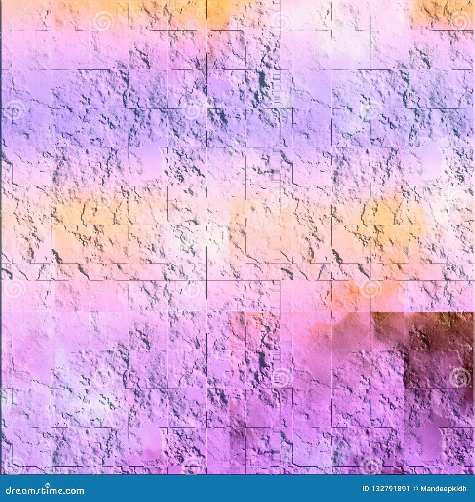Grungy powierzchnia z łatającymi kolorami Sztuki szkotowy tło dla kreatywnie spojrzeń streszczenie konsystencja papierowej