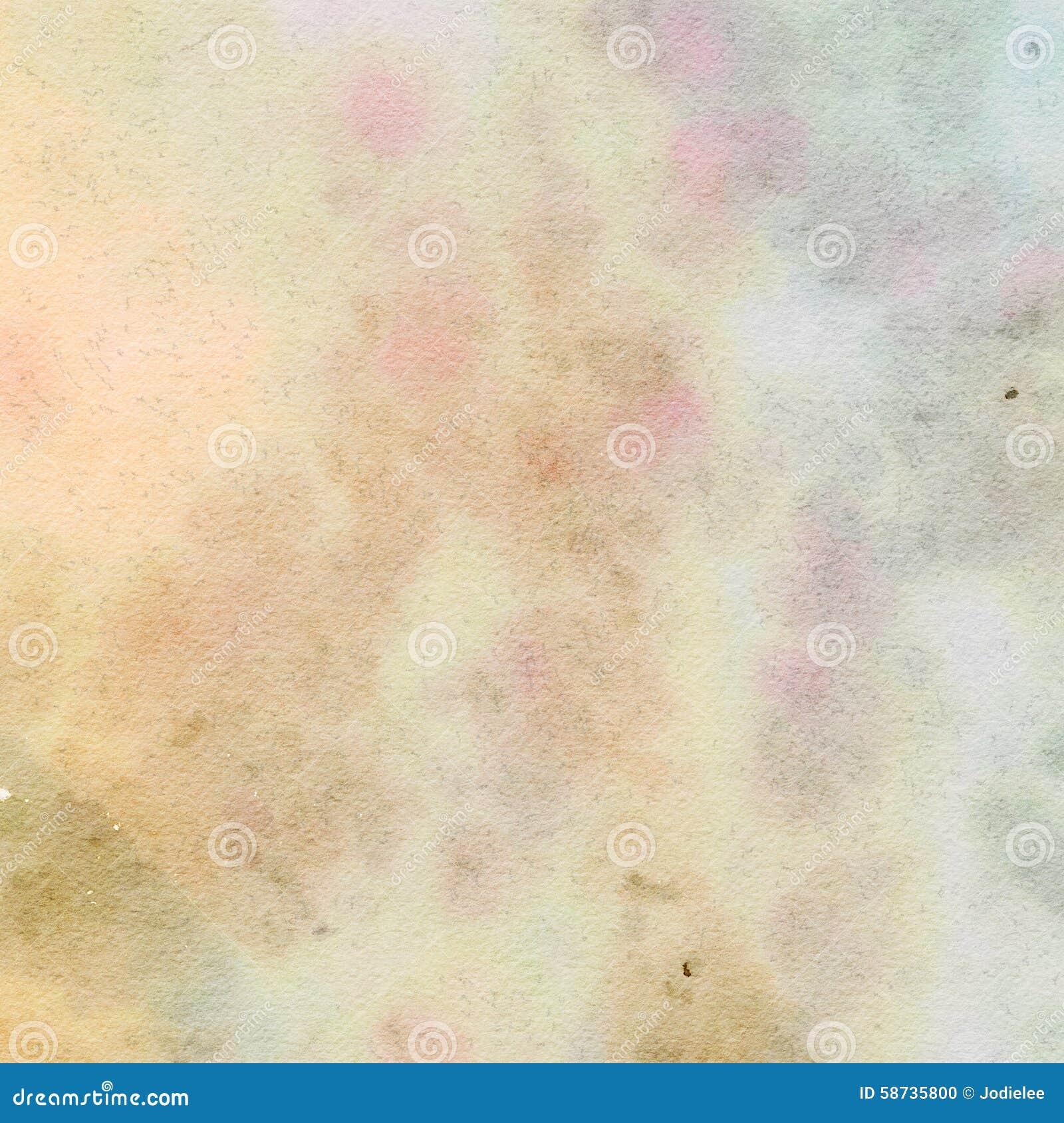 Grungy sjofele elegante achtergrond van de waterverftextuur