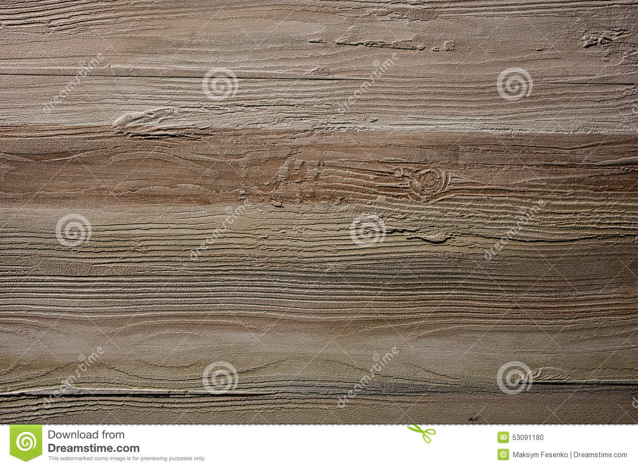 Grungy And Smooth Bare Concrete Wall Wood Texture Stock