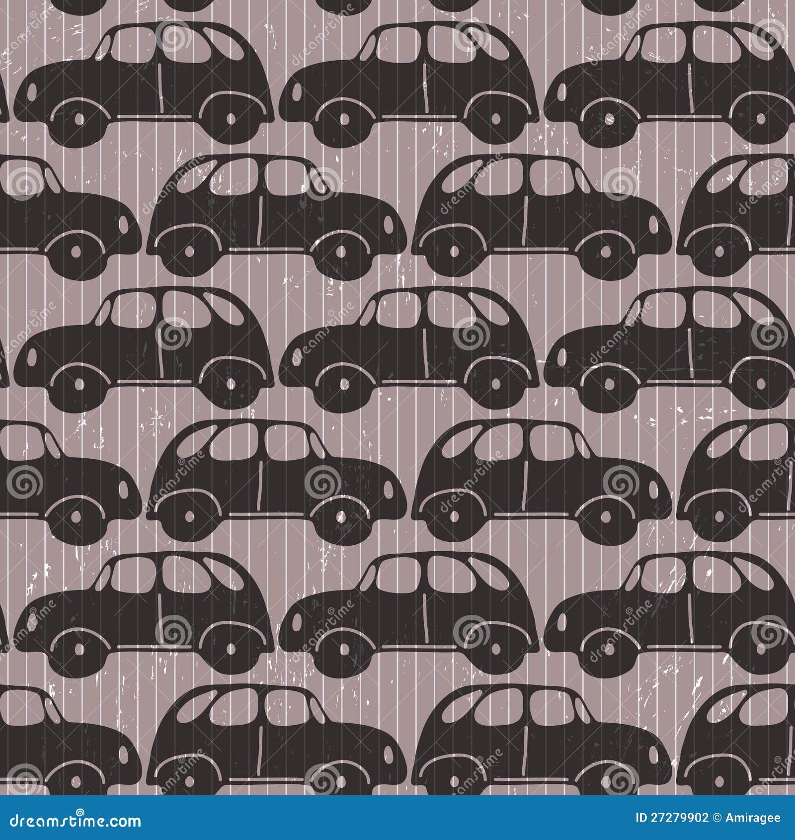 Grungy wallpaper för Seamless bil