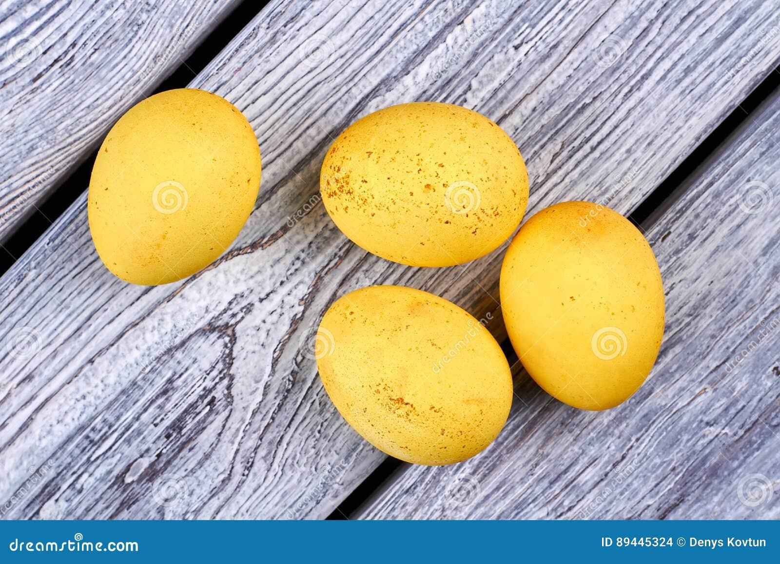 Grupa żółci jajka