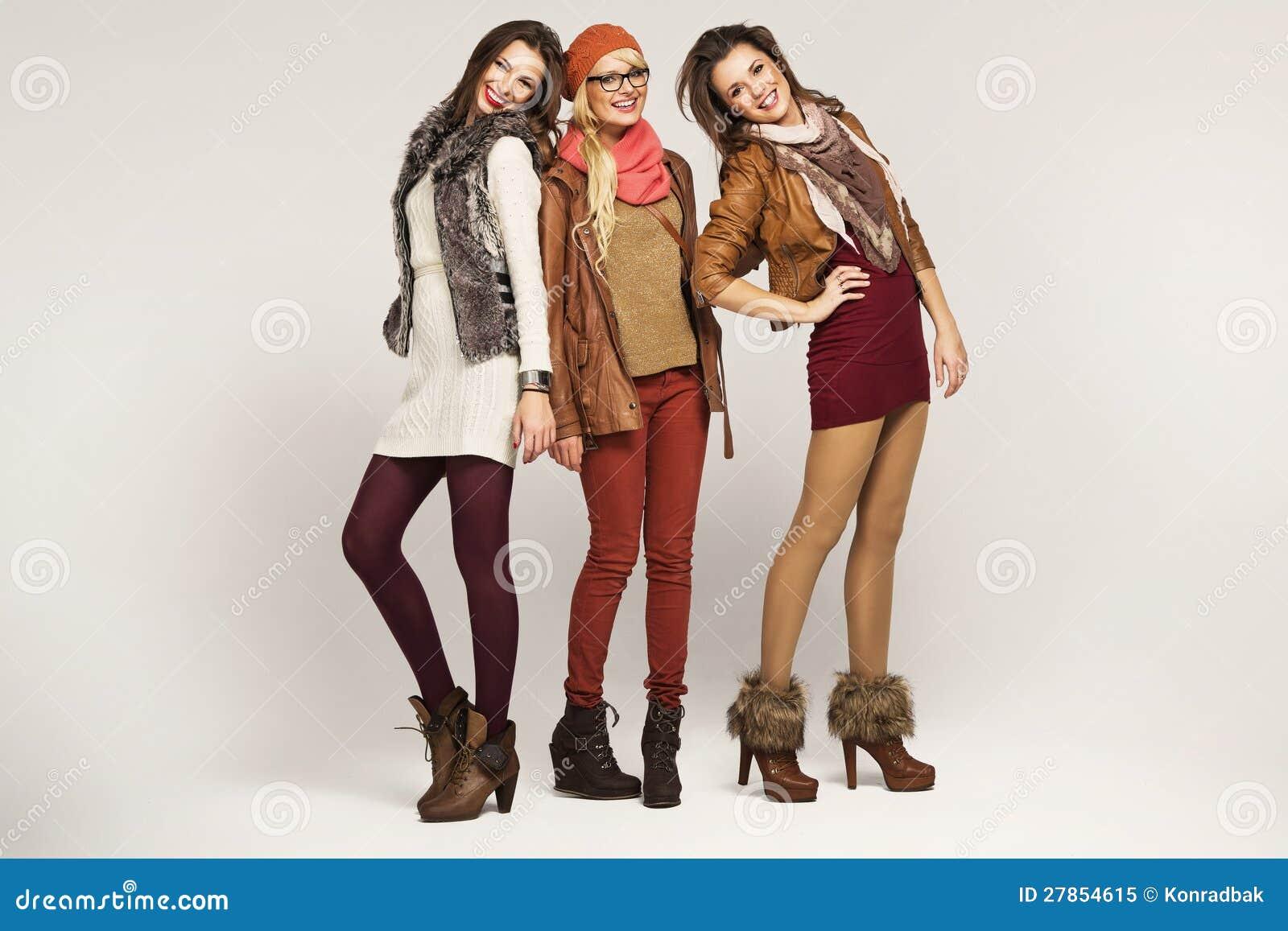 Grupa żeńscy przyjaciele