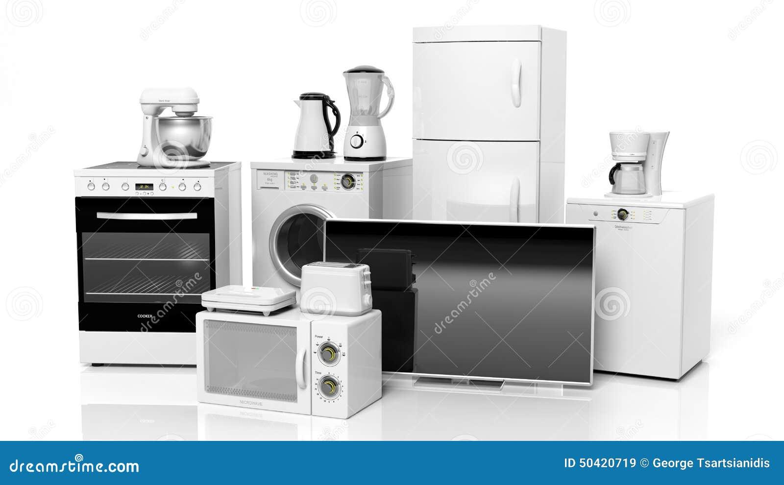 Grupa domowi urządzenia