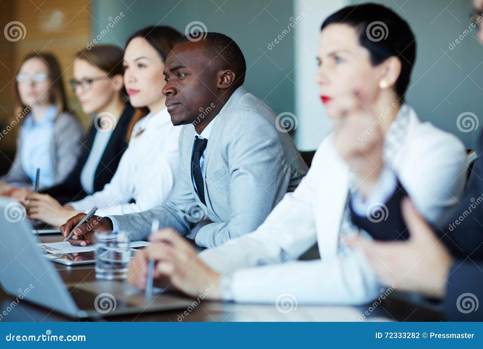 Grupa przy konwersatorium