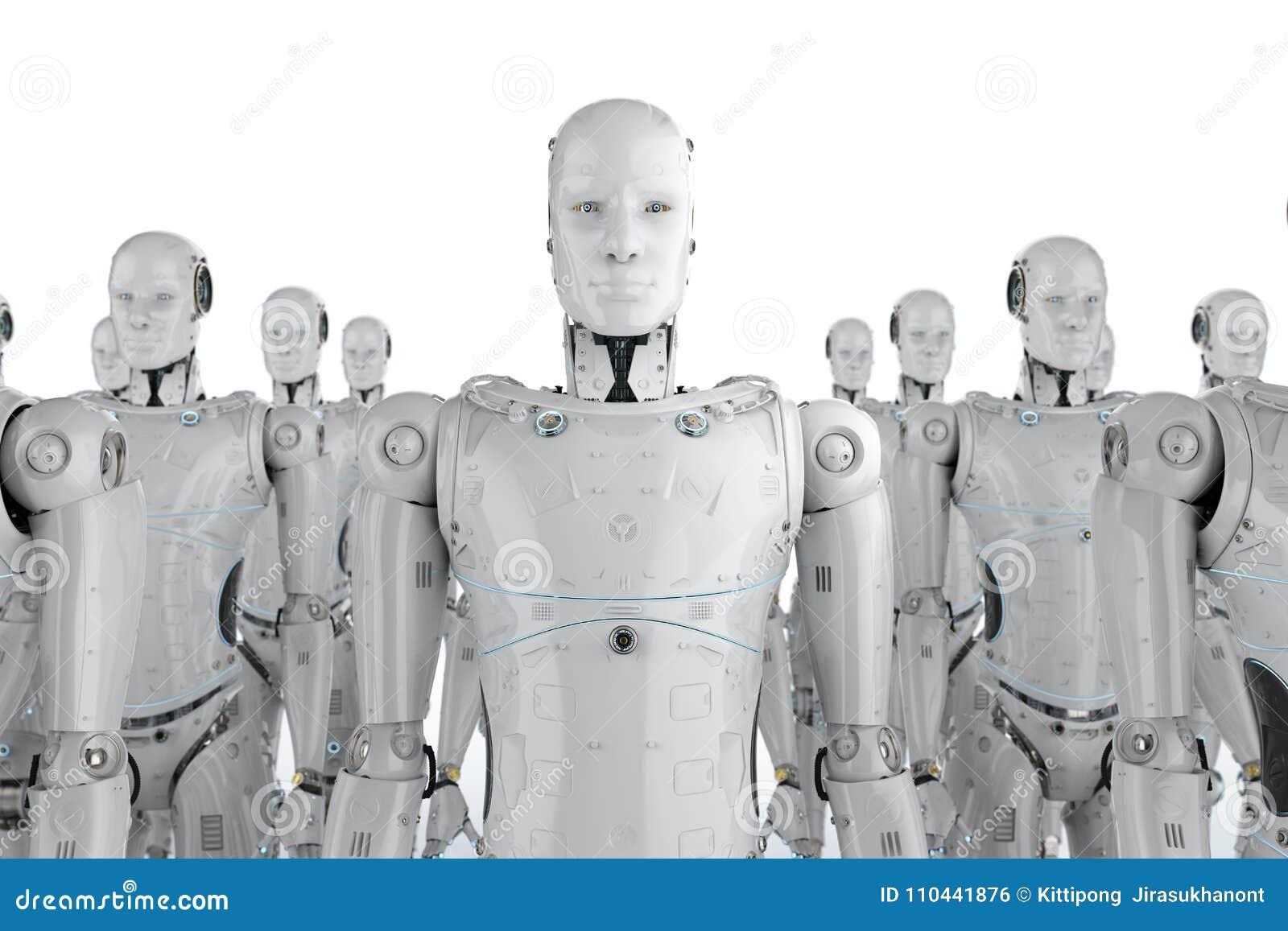Grupa roboty