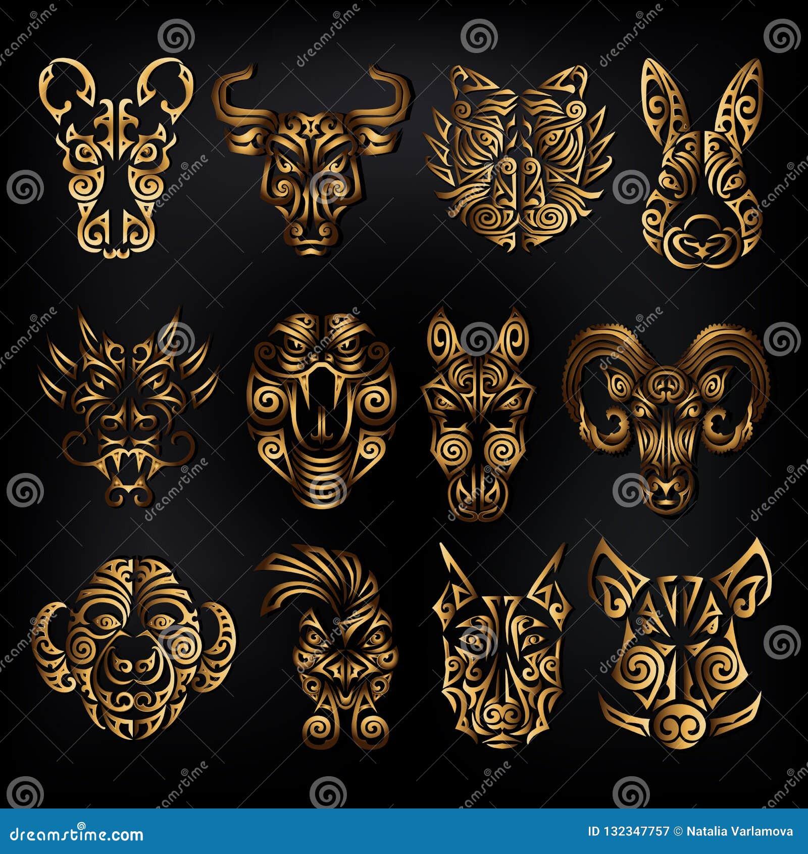 Grupo chinês dos sinais do zodíaco