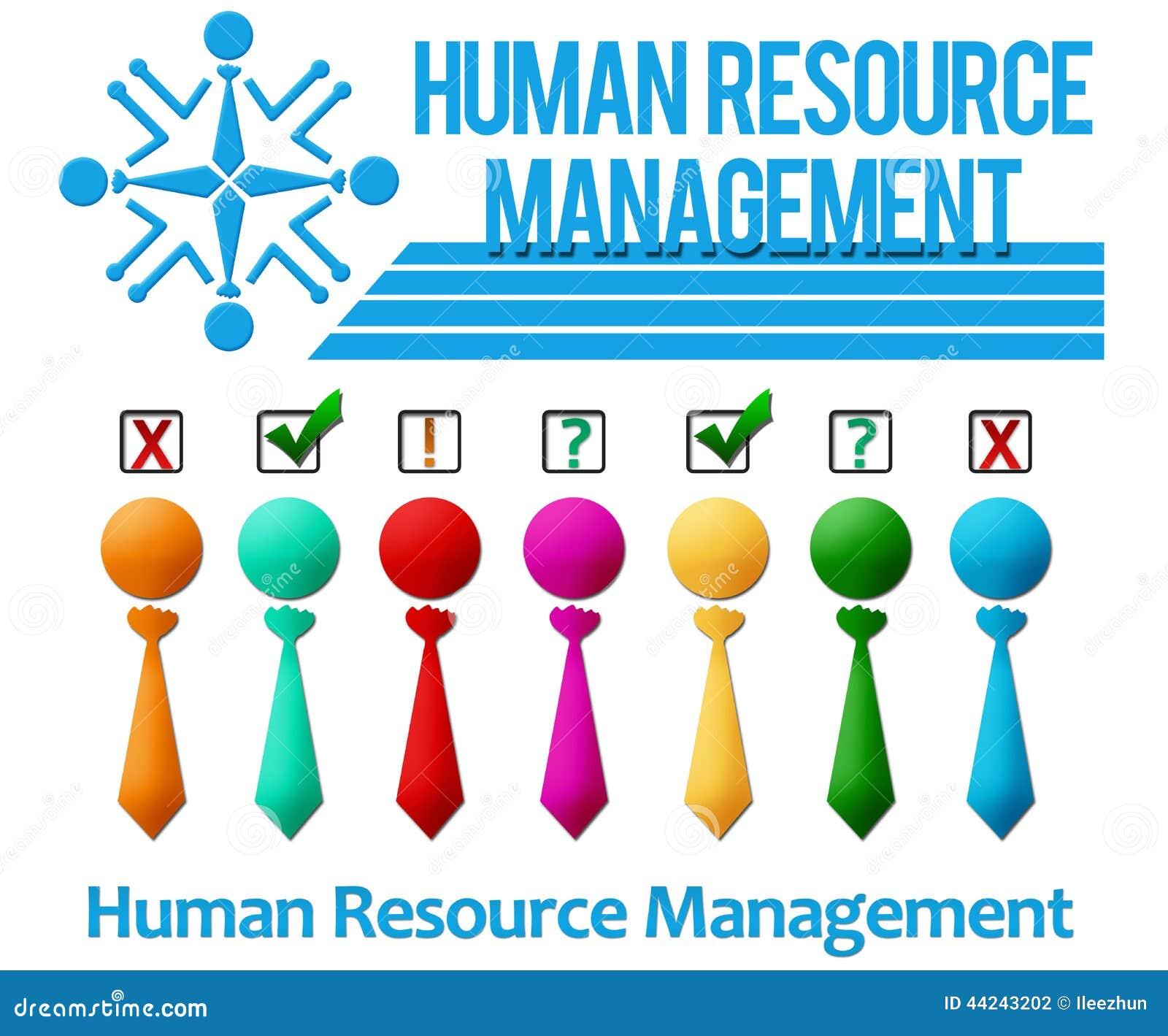 Grupo da gestão de recursos humanos