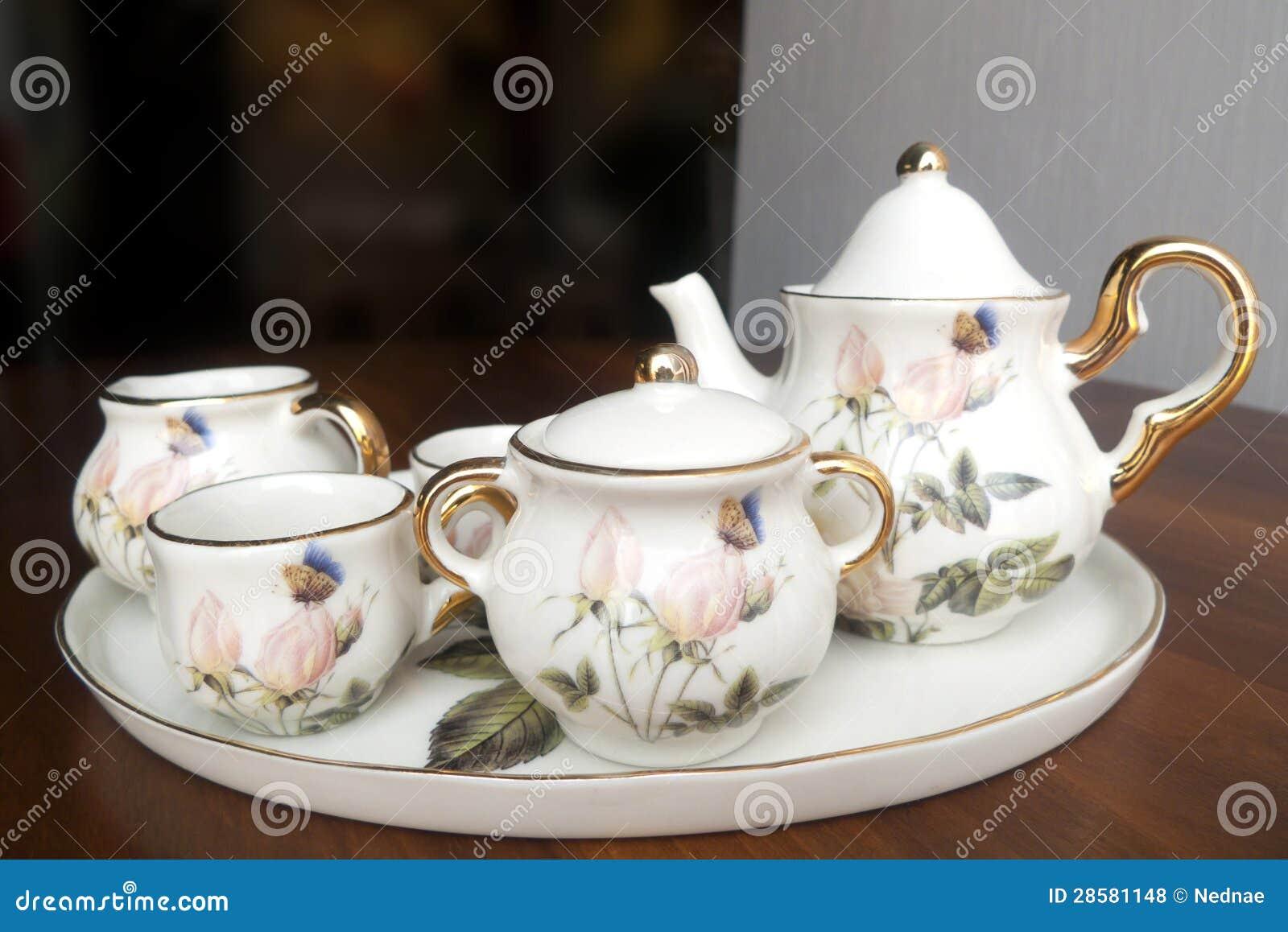 Grupo da porcelana