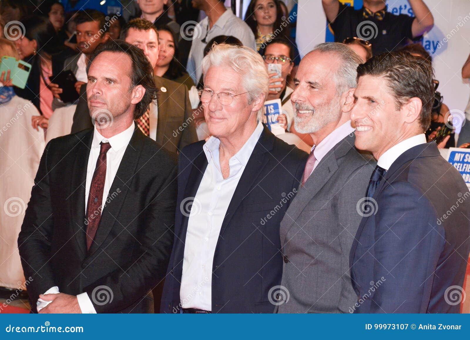 Grupo da premier do ` de Christs do ` três em TIFF17