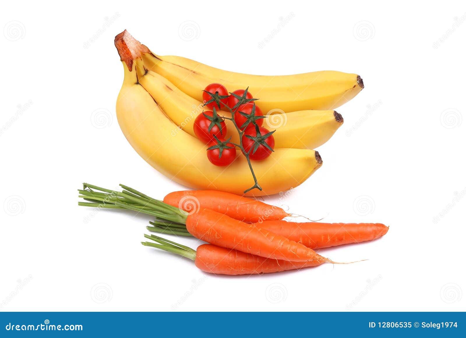 Grupo das bananas, dos tomates e da cenoura