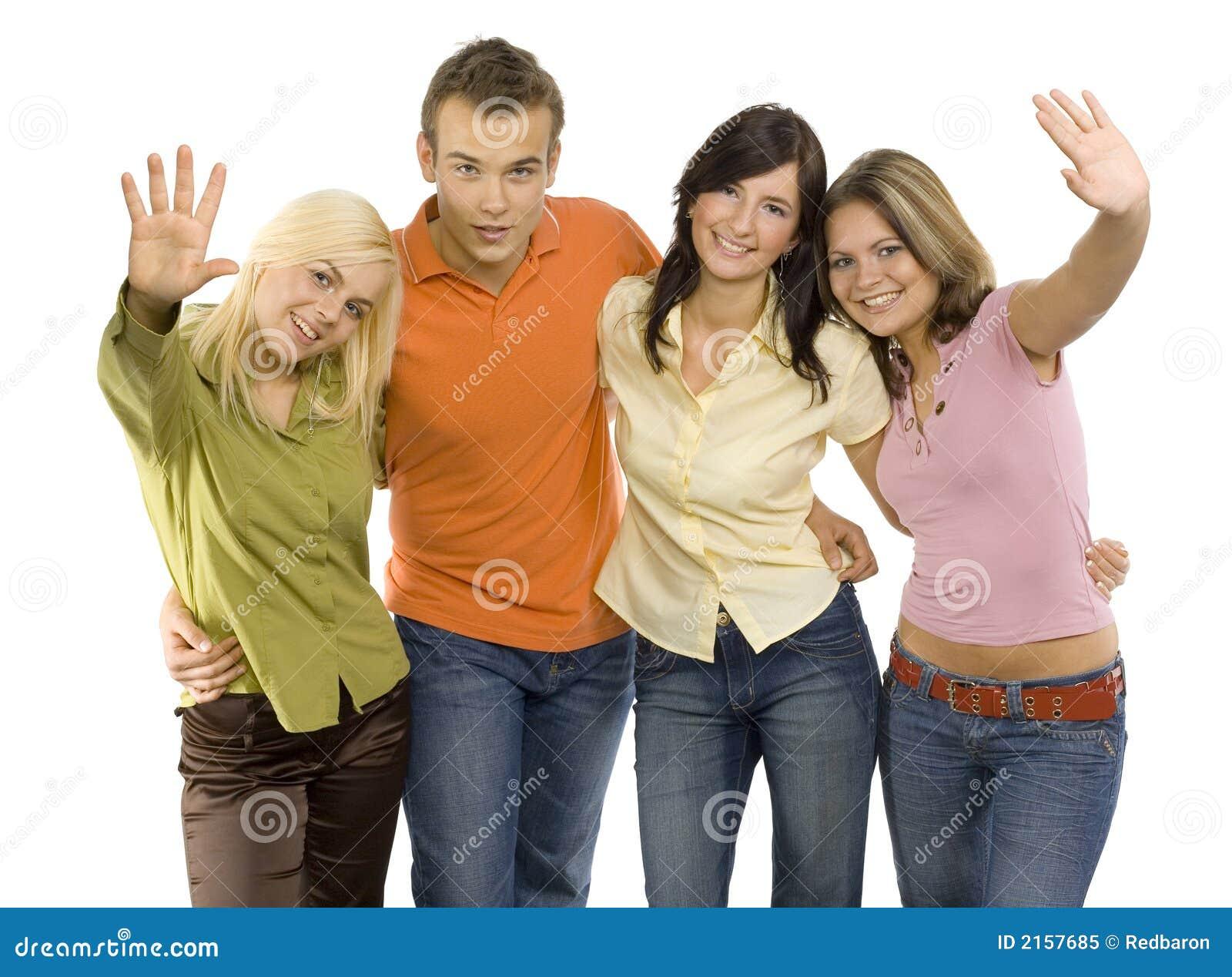 Diário dos Sonhos Lúcidos de Emerson Pawoski - Página 4 Grupo-de-amigos-adolescentes-2157685