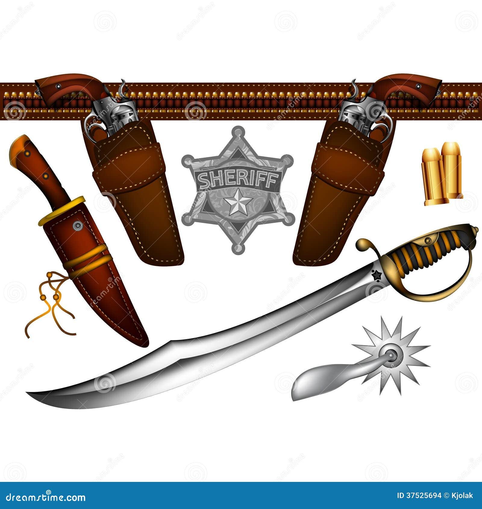 Grupo de armas dos xerifes