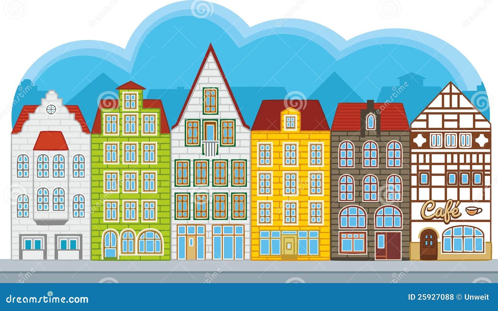 Grupo de casas pequenas fotos de stock royalty free - Fotos de casas pequenas ...