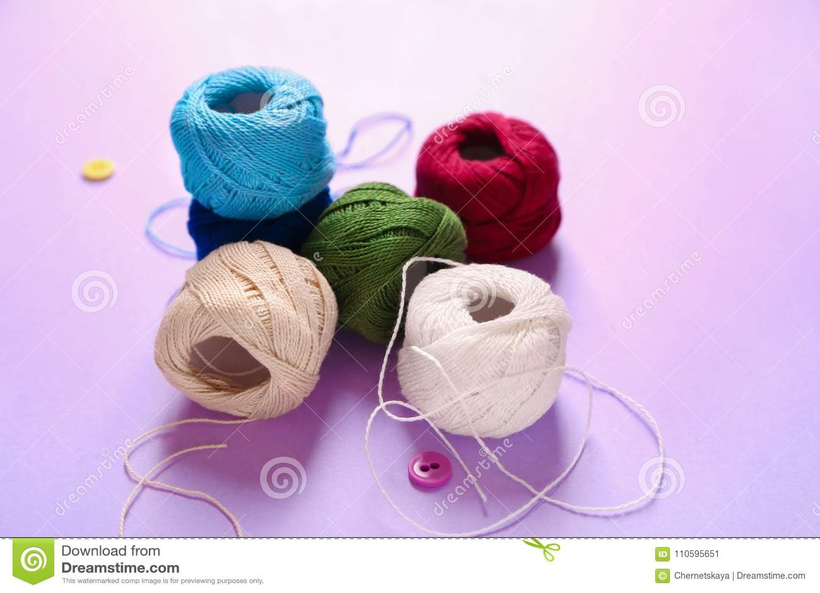 Grupo de clews do crochê