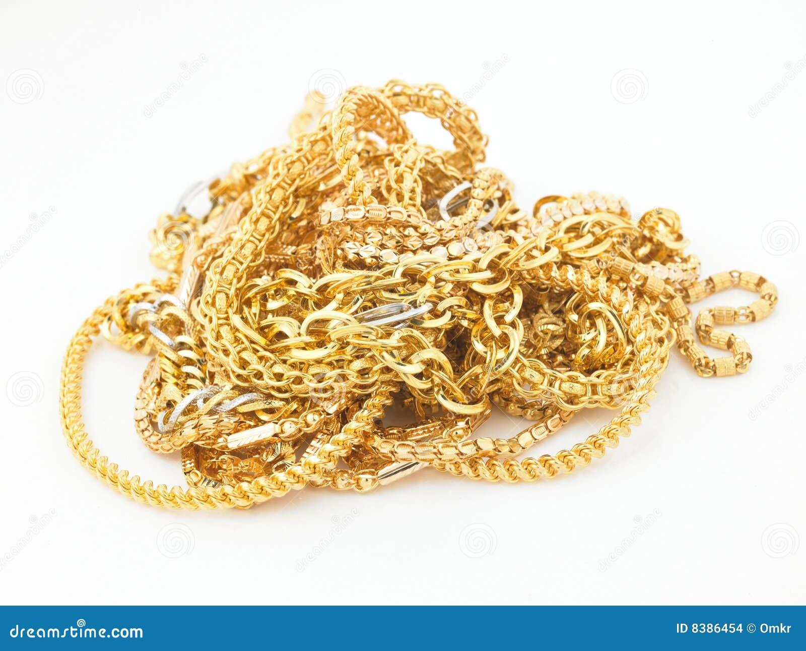 Grupo de encadenamientos del oro