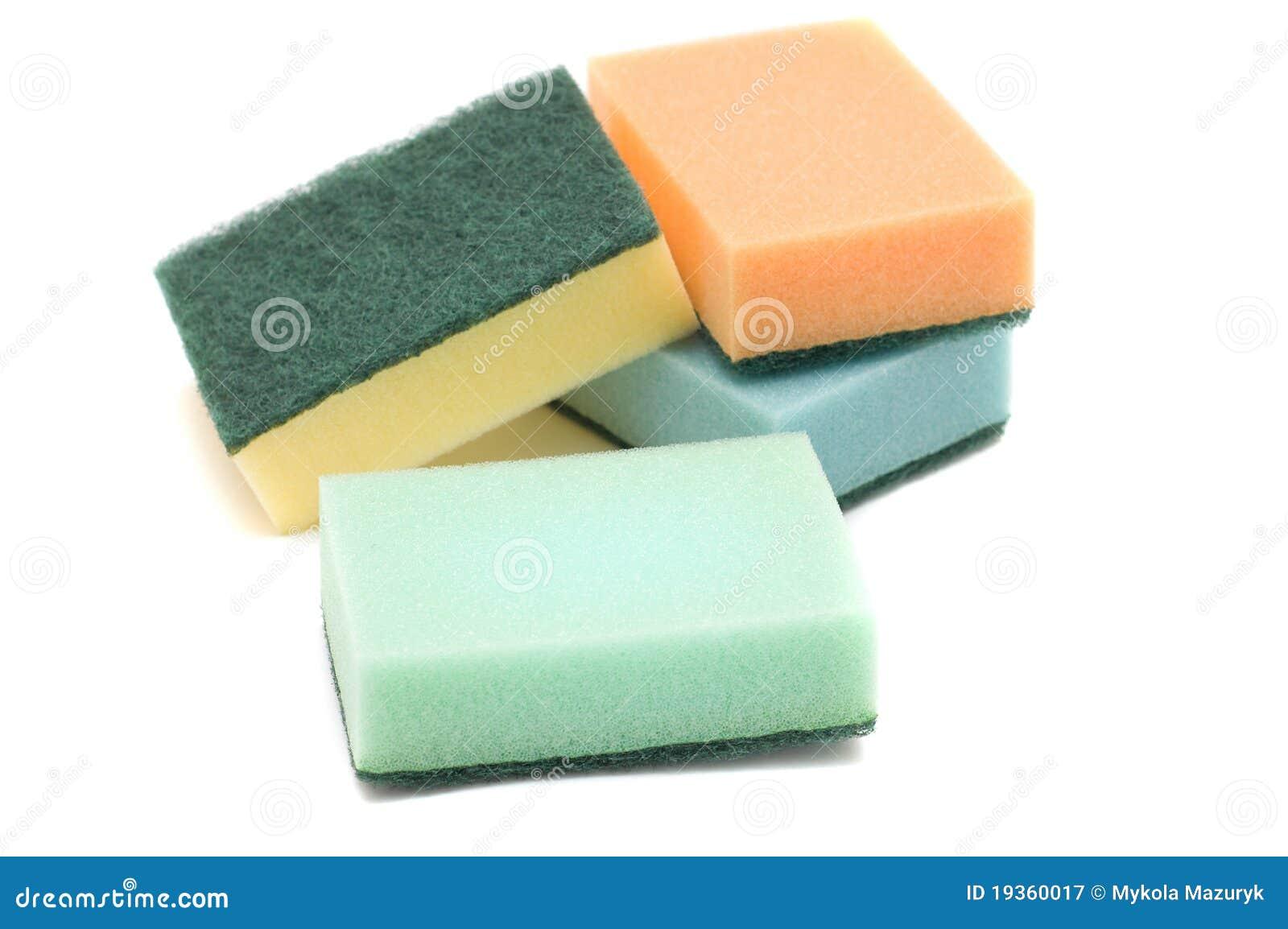 Grupo de esponjas