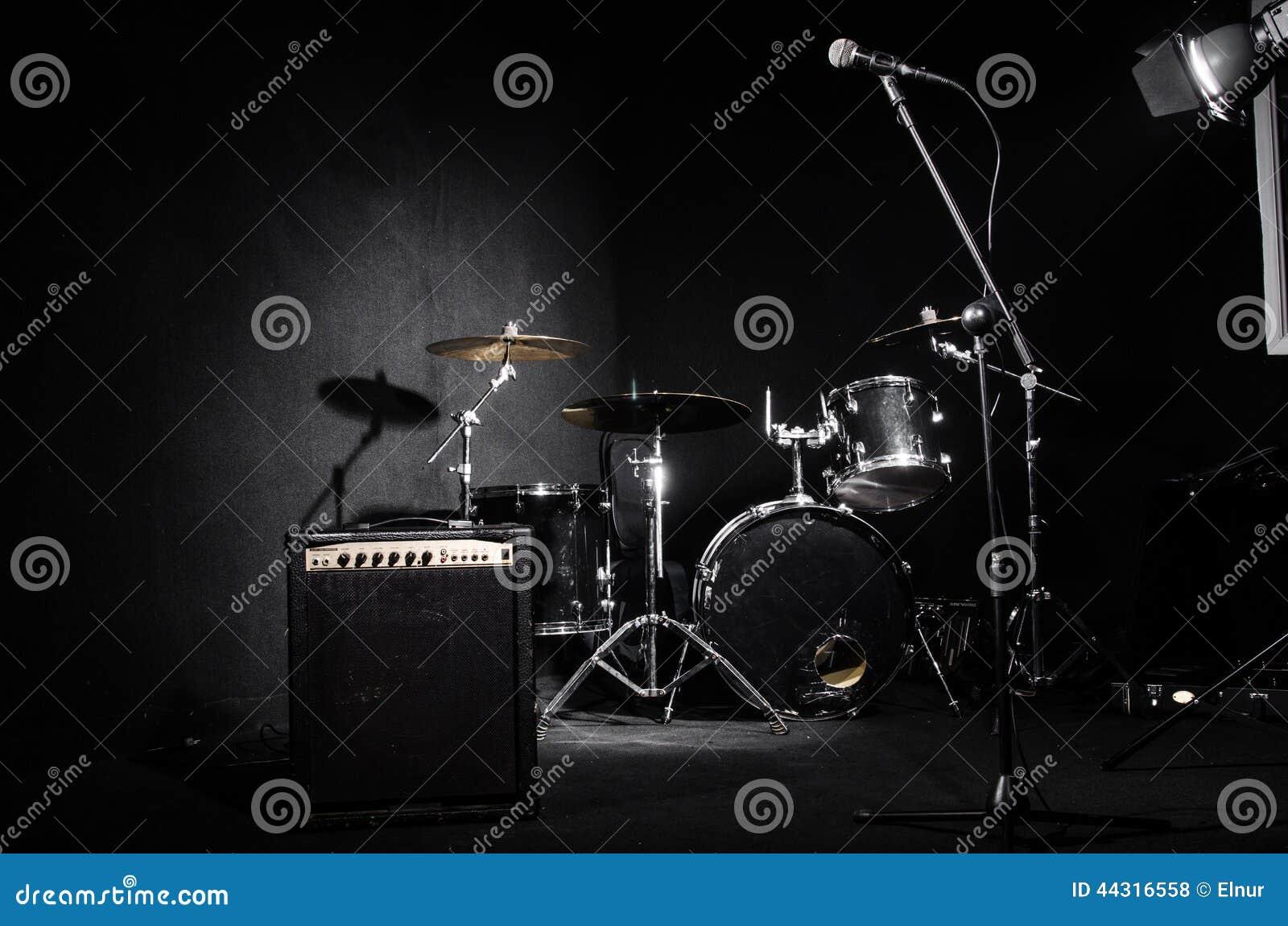 Grupo de instrumentos musicais