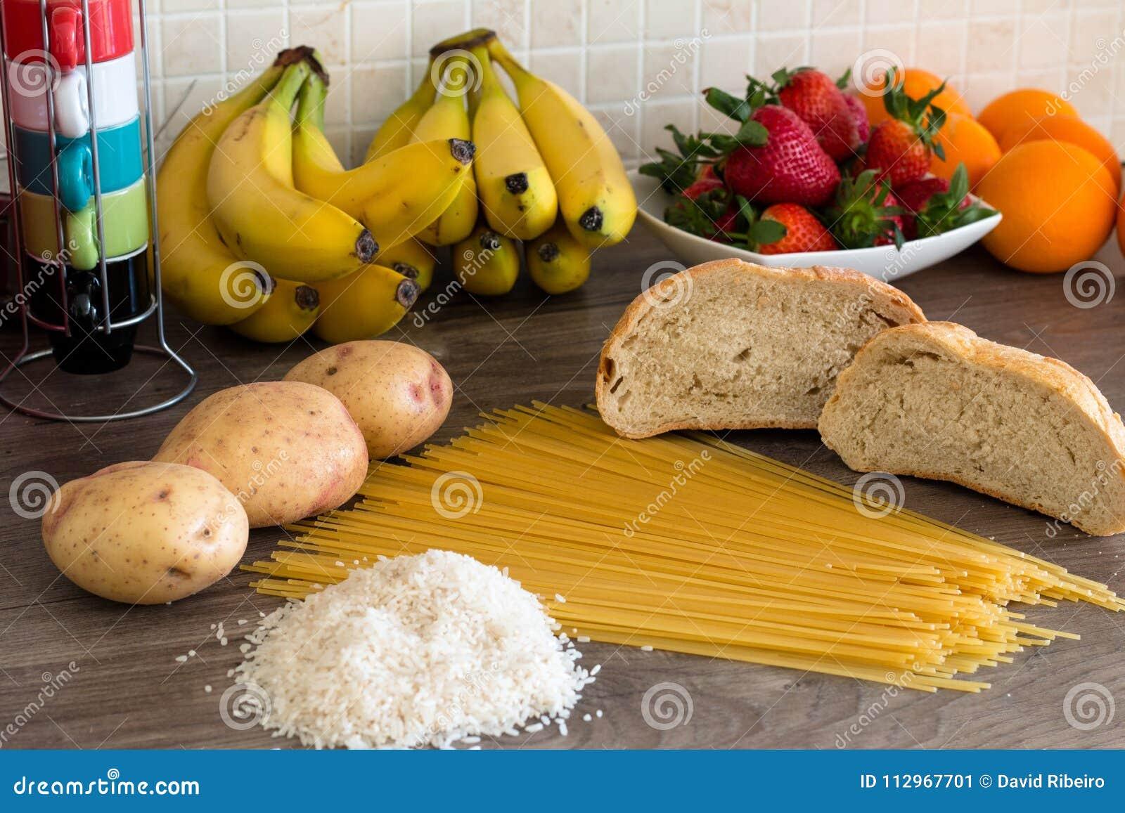 Carbohidratos para una dieta