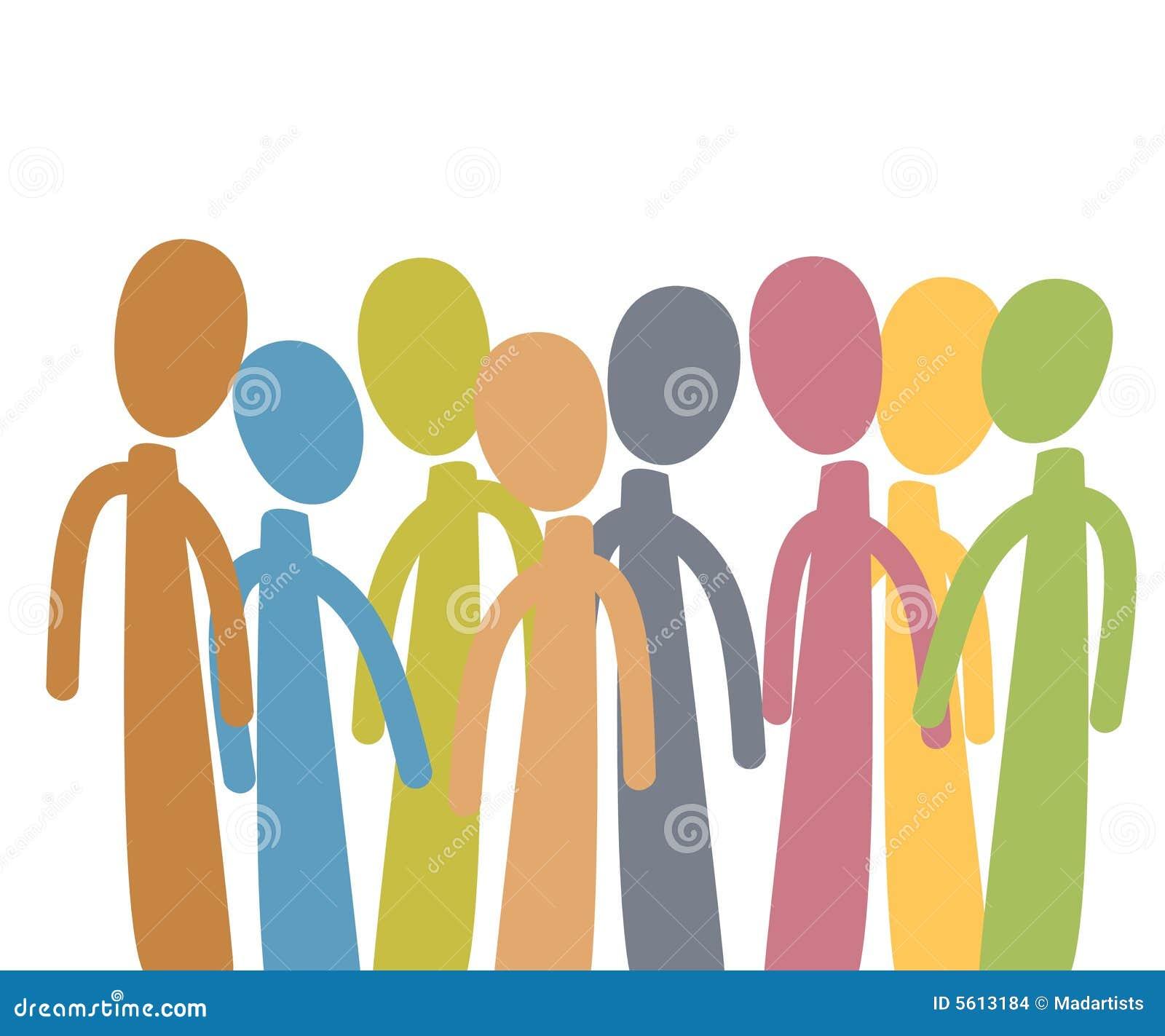Grupo de personas diverso
