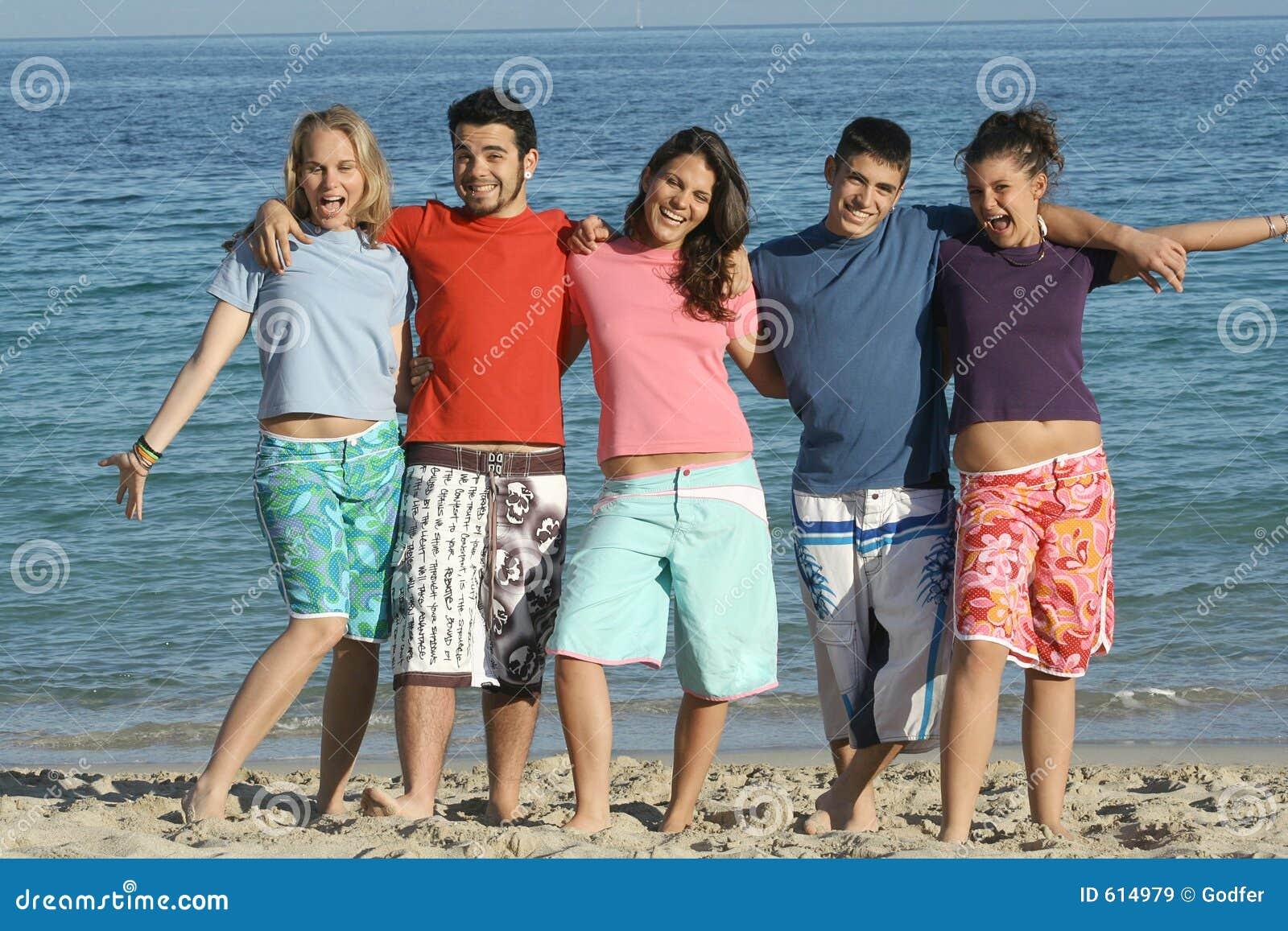 Grupo de sorriso