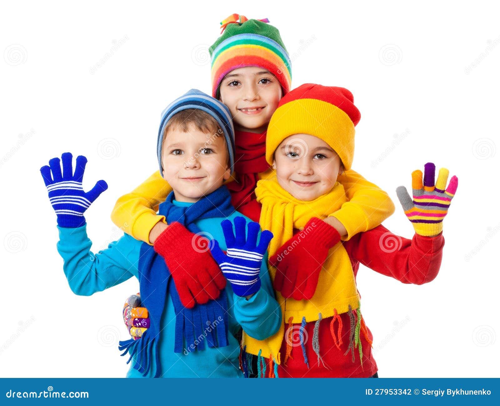grupo de tres brillante