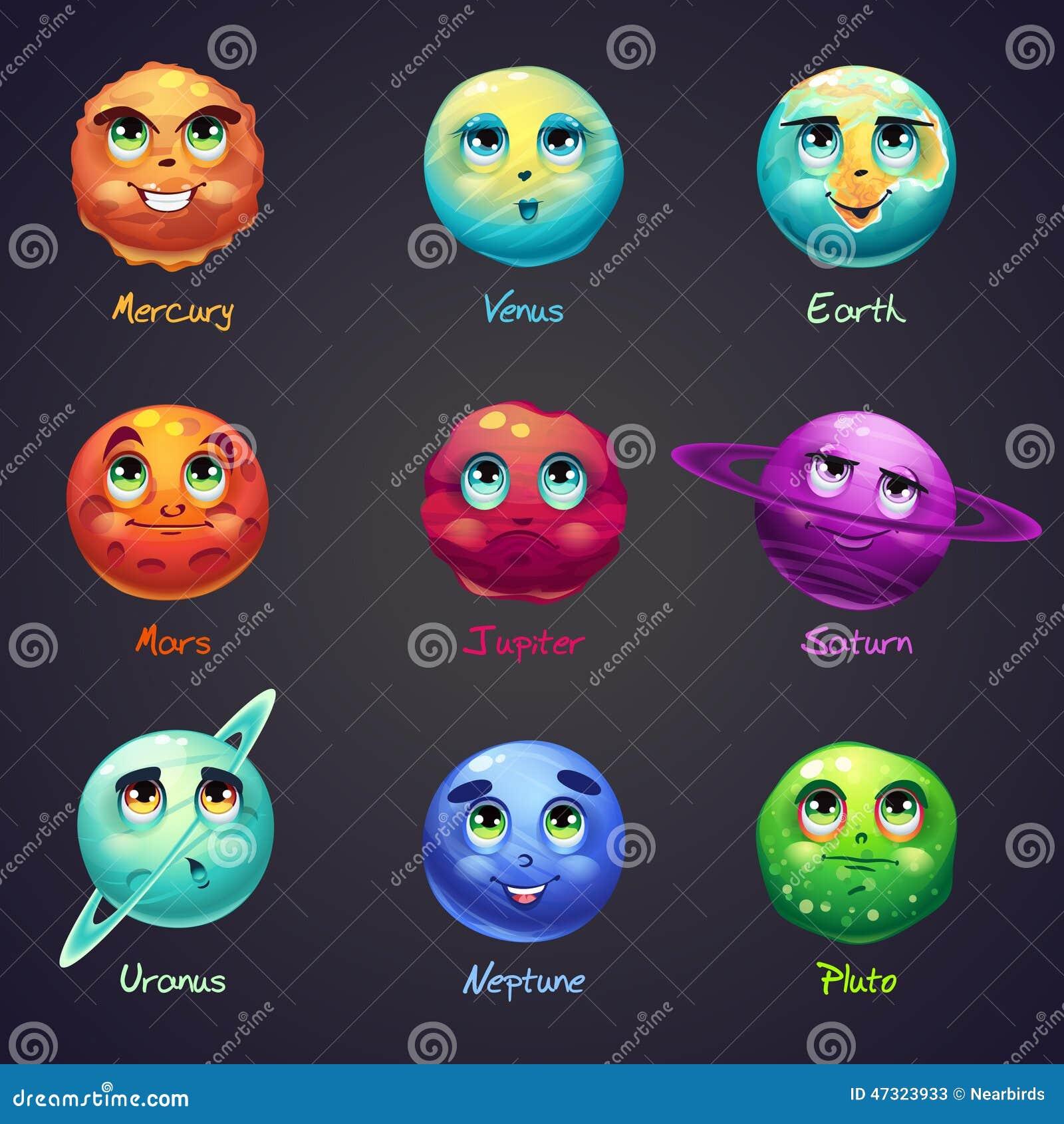 Colorear los planetas online dating 5