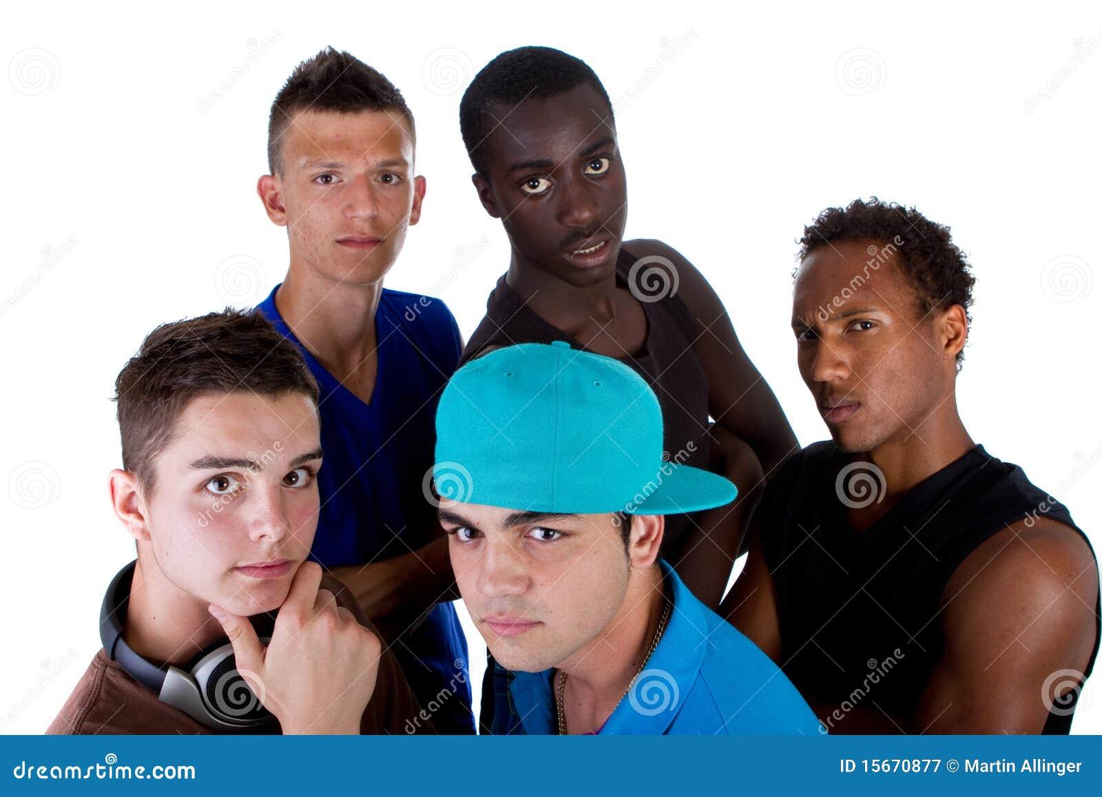 grupo gay libre adolescente