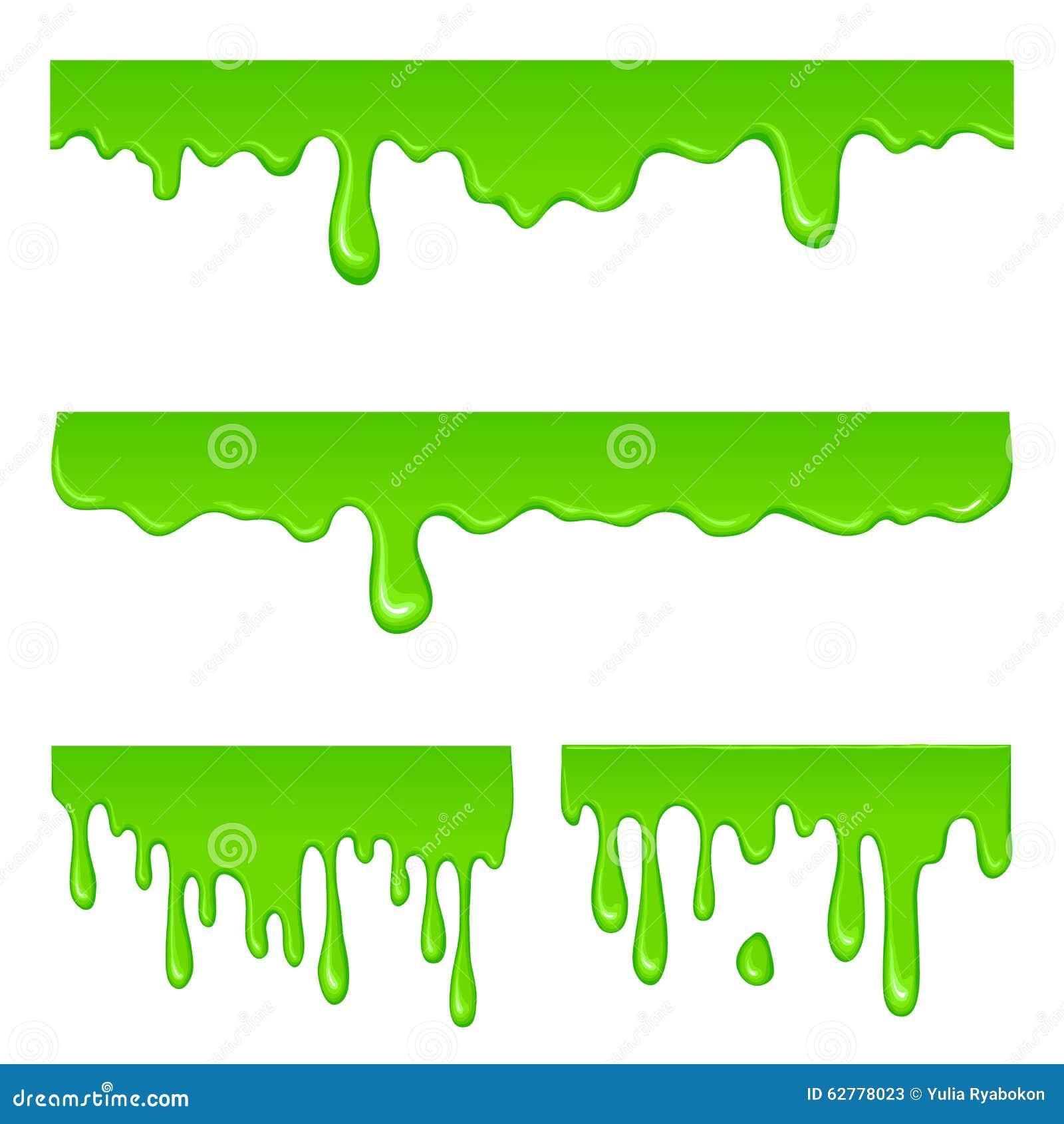 Grupo verde novo do limo
