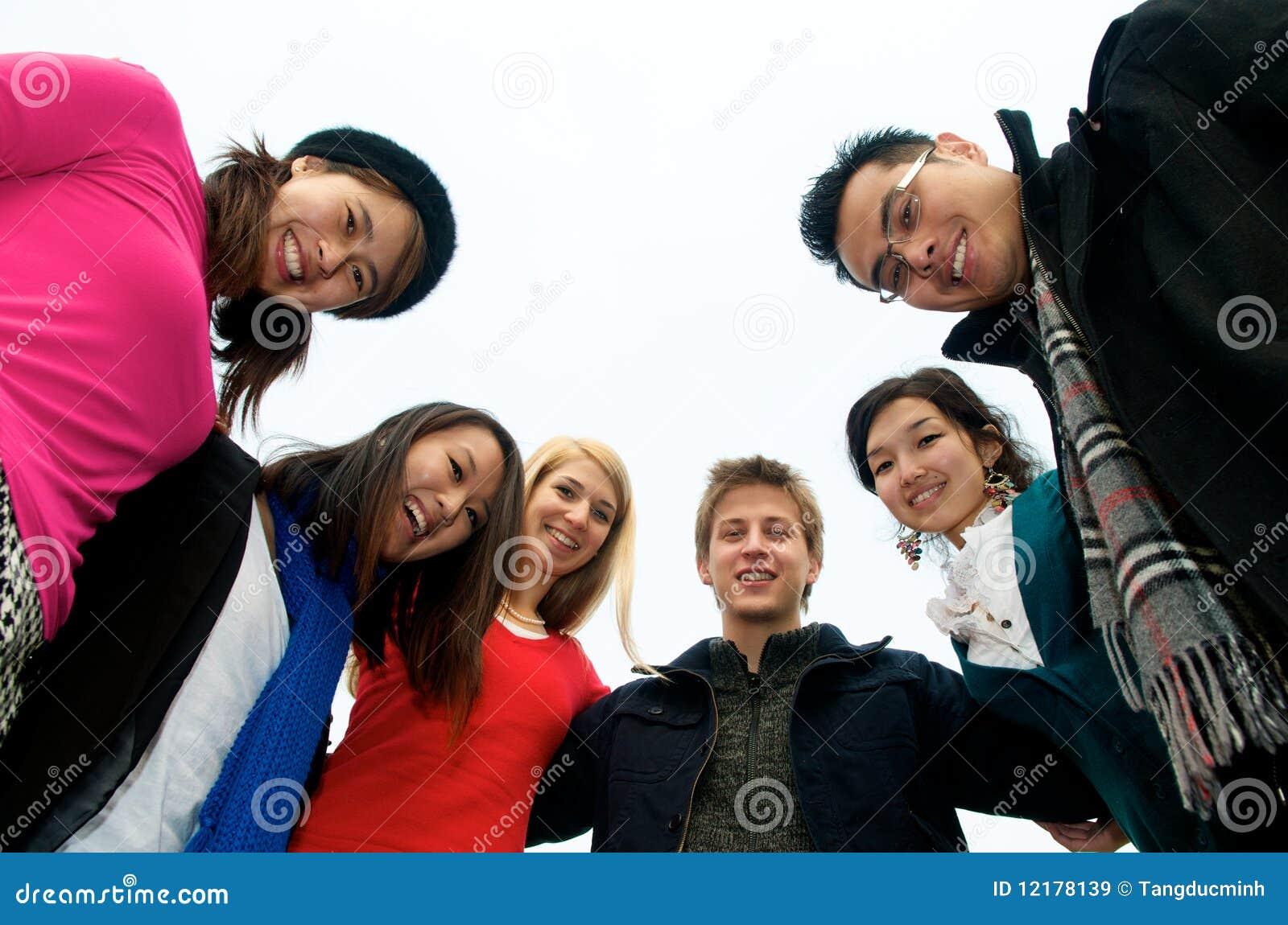 Grupowi okregów ucznie