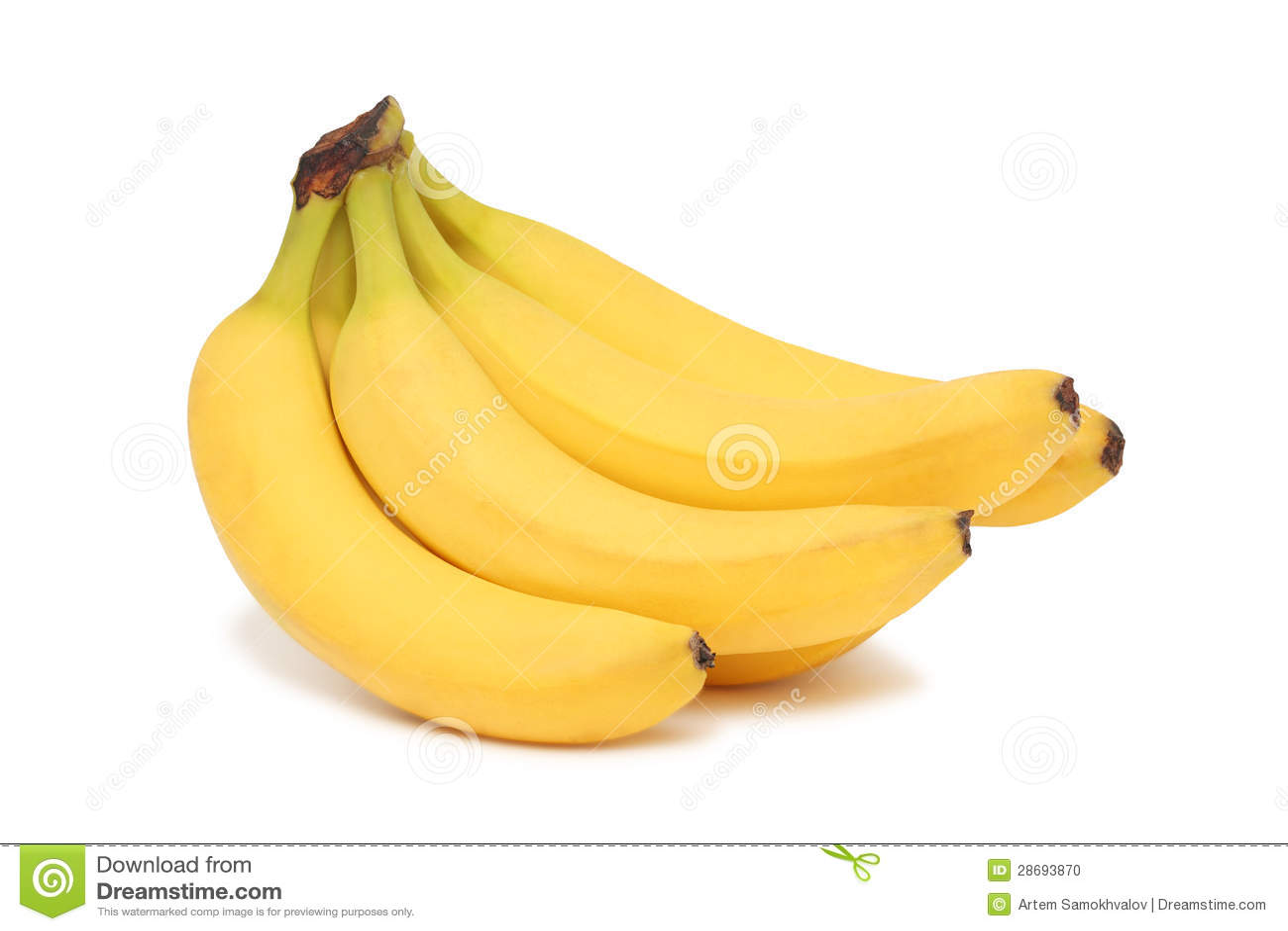 Grupp av bananer ()