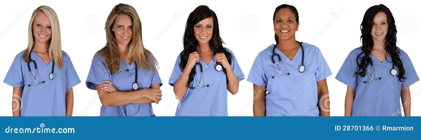 Schwangere Krankenschwestern in USA: Mehr Mitarbeiter in