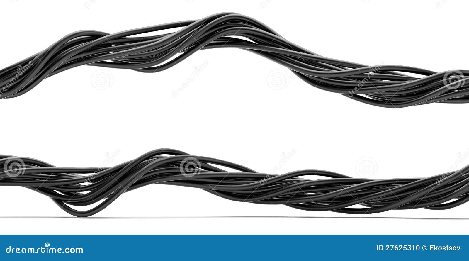 Gruppo dei cavi elettrici