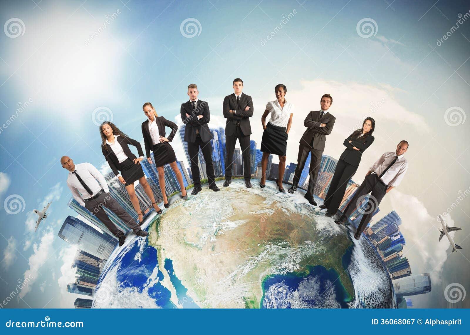 Gruppo di affari globali