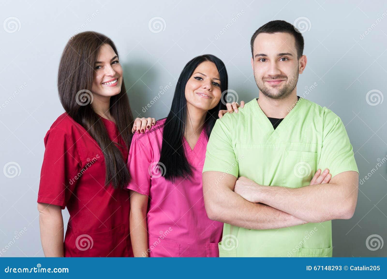 Gruppo medico o dentario